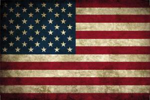 USA United States Fahne Flagge Blechschild Schild Tin Sign 20 x 30 cm CC0012