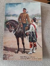 Harry Payne Illustrated - Gordon Highlanders
