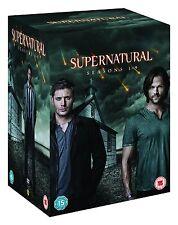 SUPERNATURAL COMPLETE SEASON 1 2 3 4 5 6 7 8 & 9 DVD BOX SET R4 1 - 9