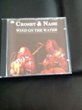 David Crosby and Graham Nash - Wind On The Water CD Album
