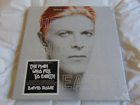 Box Set: The Man Who Fell To Earth Deluxe Ltd Ed Vinyl 2LPs, 2CDs & Book Sealed