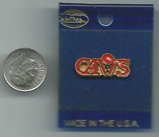 NBA Cleveland Cavaliers Pin With Pincard RainTree Made in the USA Basketball OOP