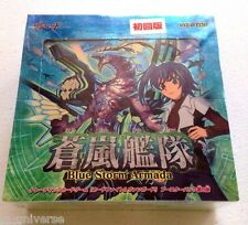 Blue Storm Armada BT08 JAPANESE SEALED BOOSTER BOX Cardfight Vanguard CFV