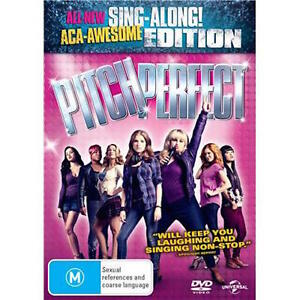 PITCH PERFECT 1 : NEW DVD