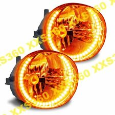 ORACLE Halo FOGLIGHTS for Toyota 4Runner 06-09 AMBER LED Angel Eyes