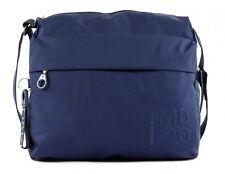 Mandarina Duck md20 crossover Bag m bandolera bolso dress Blue azul Nuevo