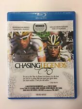 Chasing Legends Blu-Ray DVD Cycling Tour De France Documentary BRAND NEW