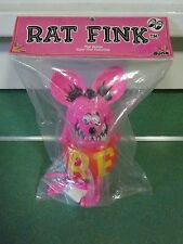DUNE RAT FINK PINK VERSION SOFT VINYL FIGURE COLLECTIBLE JAPAN ED BIG DADDY ROTH