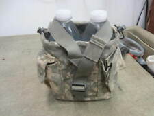 Water Bottle Holder 1 QT MOLLE ACU CANTEEN COVER Utility Pouch VERY GOOD
