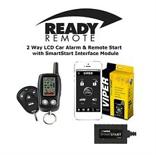 Ready Remote 5303R 2 Way Car Alarm & Remote Starter w/ Viper VSM200 SmartStart