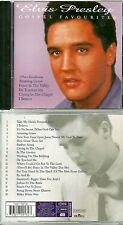 CD - ELVIS PRESLEY : GOSPEL FAVOURITES