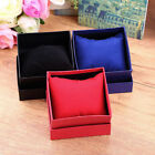 Present Gift Case Boxes For Bangle Jewelry Ring Earrings Wrist Watch Box A##