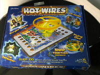 Hot Wires Plug & Play Electronics Set Contents 100% Complete John Adams 2010 Fun
