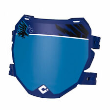ODI Downhill Number Plate - AG - Blue