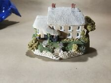 Lilliput Lane Limerick House, Irish Collection Signed by Artist-Box, and Deed