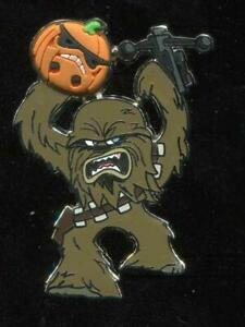 Star Wars Chewbacca Halloween 2015 Disney Pin 110350