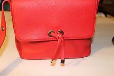 Talbots Red Crossbody Bag