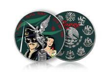 2018 Mexico 1 Onza Libertad Zorro 1 Oz Silver Coin