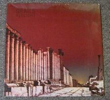 Grails - REDLIGHT LP - 500 LIMITED COLORED VINYL STILL SEALED - OOP - OM