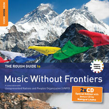 Various Artists - Rough Guide to Music Without Frontiers / Various [New CD]