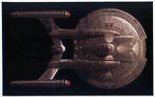 STAR TREK REPRO ENTERPRISE NX-01 ARTWORK . NOT DVD