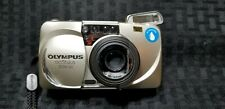 Olympus Infinity Stylus Zoom 140 Deluxe 35mm Point & Shoot Film Camera