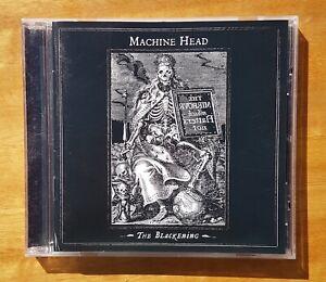 MACHINE HEAD -  The Blackening CD 2007