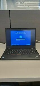 "Lenovo ThinkPad T570 15.6"" 256GB SSD Intel Core i5-7200 2.5GHz 16GB RAM Warranty"
