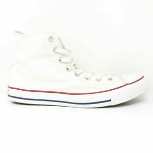 Converse Mens Chuck Taylor All Star M7650 White Running Shoes Size M 10.5 W 12