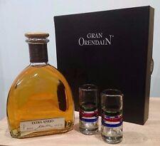 Tequila Gran Orendain, 3yo Extra Añejo, Premium, 100% Agave, 750mL, with glasses