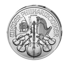 Philharmoniker Philharmonic 1 OZ 2018 Silber Silver Argent Österreich Austria