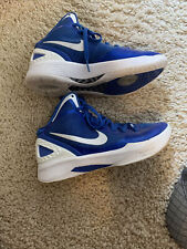 Nike Hyperdunk 2011 Flywire Zoom Men's Basketball Shoes Sneakers Size 6.5 Blue