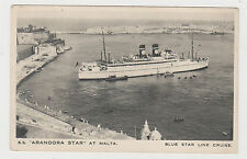 Malta Sea Transportation Postcard