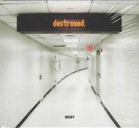 Moby - Destroyed - CD Album, Digipak, 15 Tracks, EU, 2011 EMI (5099902897028)