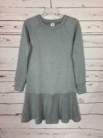 Cabi Women's XXS Extra Extra Small Gray Knit Soft Cute Spring Sweatshirt Dress