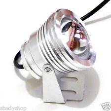 Cob Chip LED Projector for Bike & Car, Fog Light / DRL 6000K 10 Watt 12 Volt