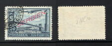 Serbia,German Occupation Sc# 2NC10 VF Used CDS RARE CV:1100$
