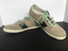 Simple Recycled Rubber Sole EcoSneaks Suede Ladies size 8 EUC