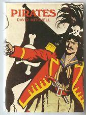 PIRATES by David Mitchell 1976 1st EDITION Hc Dj Illustrated MAPS FRANCIS DRAKE