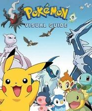 """""""Pokemon Visual Guide""""  by Katherine Fang and Cris Silvestri (Paperback 2009)"""
