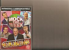 MOCK THE WEEK TOO HOT FOR TV DVD BOYLE HOWARD O BRIAIN