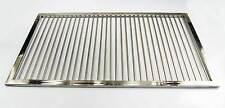 Grillrost Edelstahl 60,5 x 44,5 WEBER SPIRIT E 310 320 / nur 14 mm Stababstand