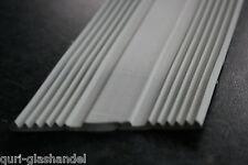70mm x 3mm Unterleggummi ,Feinriffenmatte, Auflagegummi, Unterprofil