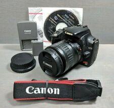 Canon EOS Digital Rebel XT / EOS 350D 8.0MP Digital SLR Kit + EF-S 28-80mm Lens
