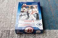 2021 Bowman Baseball Hobby Box, Brand New Factory Sealed