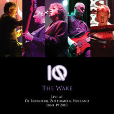 IQ - The Wake live at De Boerderij 2010 (CD + DVD)