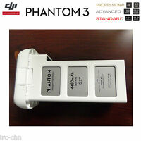 DJI Phantom 3 Professional Advanced Standard PH3 4480mAh 15.2V LiPo Battery