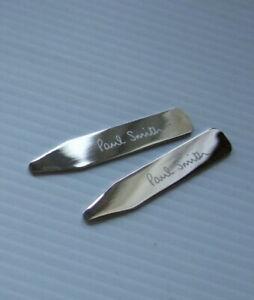 Paul Smith London Signature Collar Stays Bones Stiffeners Straighteners RRP £55