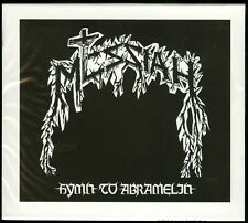 Messiah Hymn To Abramelin CD new 2018 reissue High Roller Records