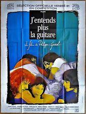 J'ENTENDS PLUS LA GUITARE * Philippe GARREL * Benoit REGENT * Johanna TER STEEGE